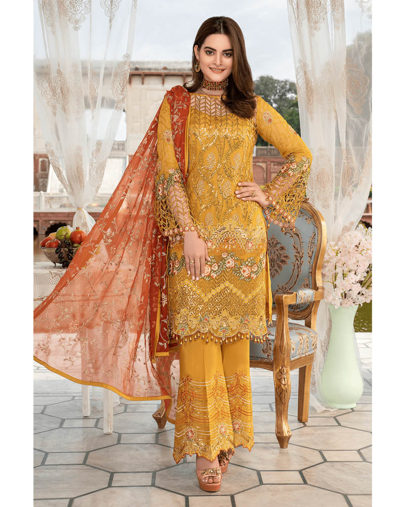 Maryams Premium Vol 4 Pakistani Salvar Suit MP-144