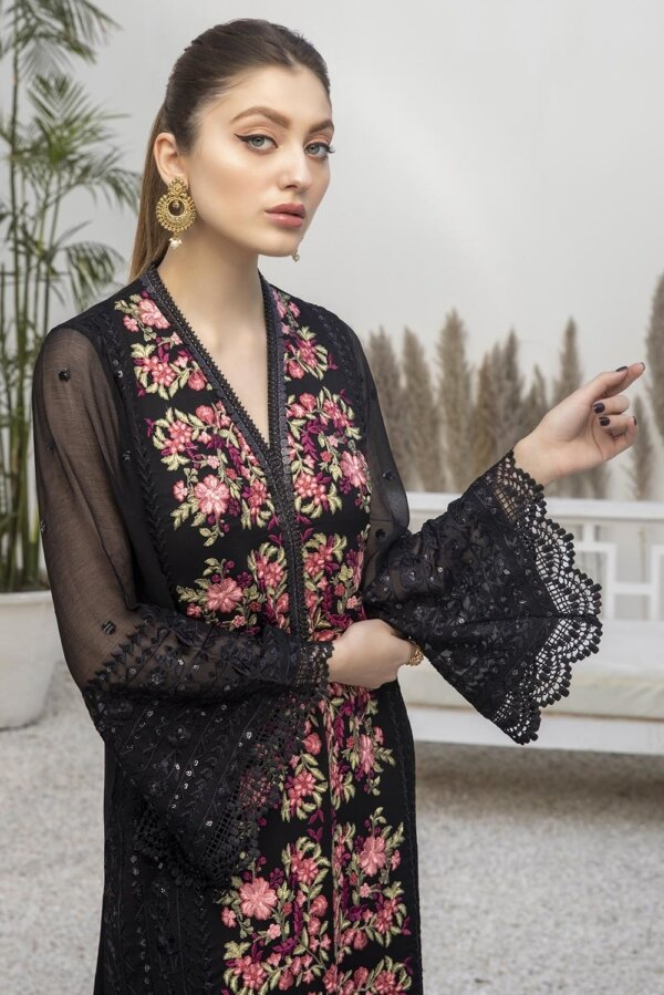 Kurti for Party from Azure 2021 – Noir Beaute
