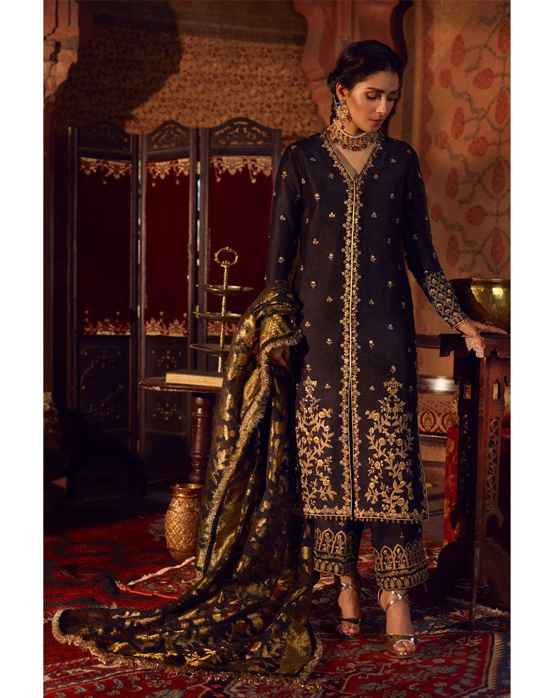 Raiza Wedding Collection by Qalamkar Ziya QF-07