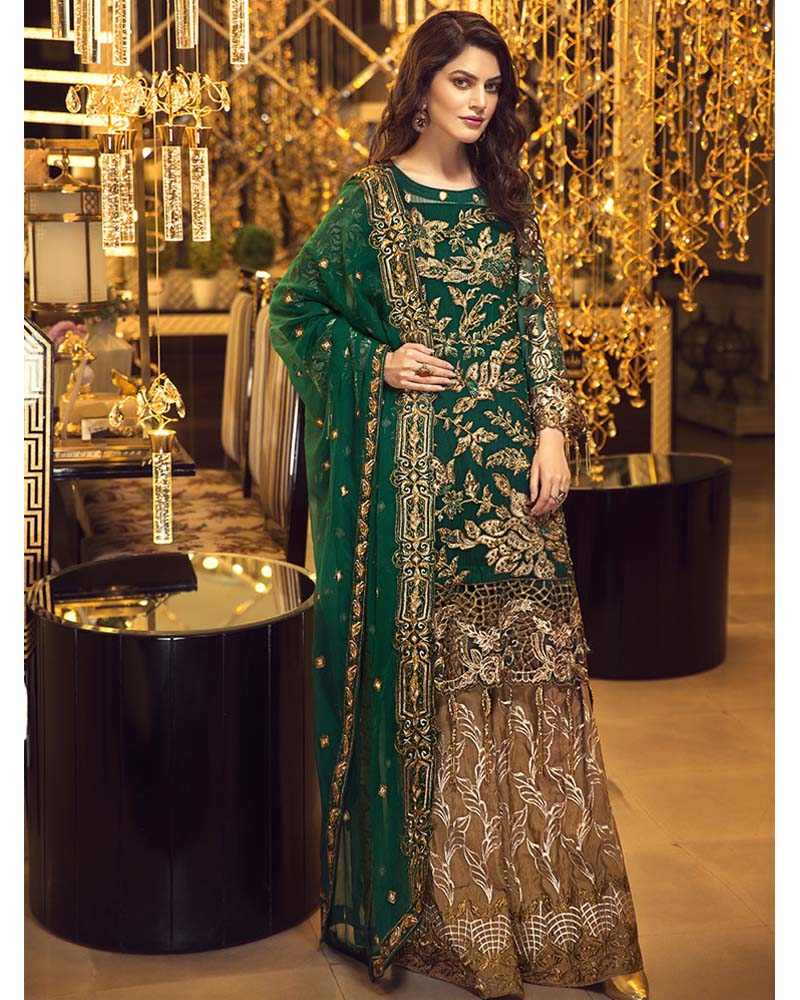Zebtan Royal Collection Vol 5 Pakistani Salwar Suit ZR-02