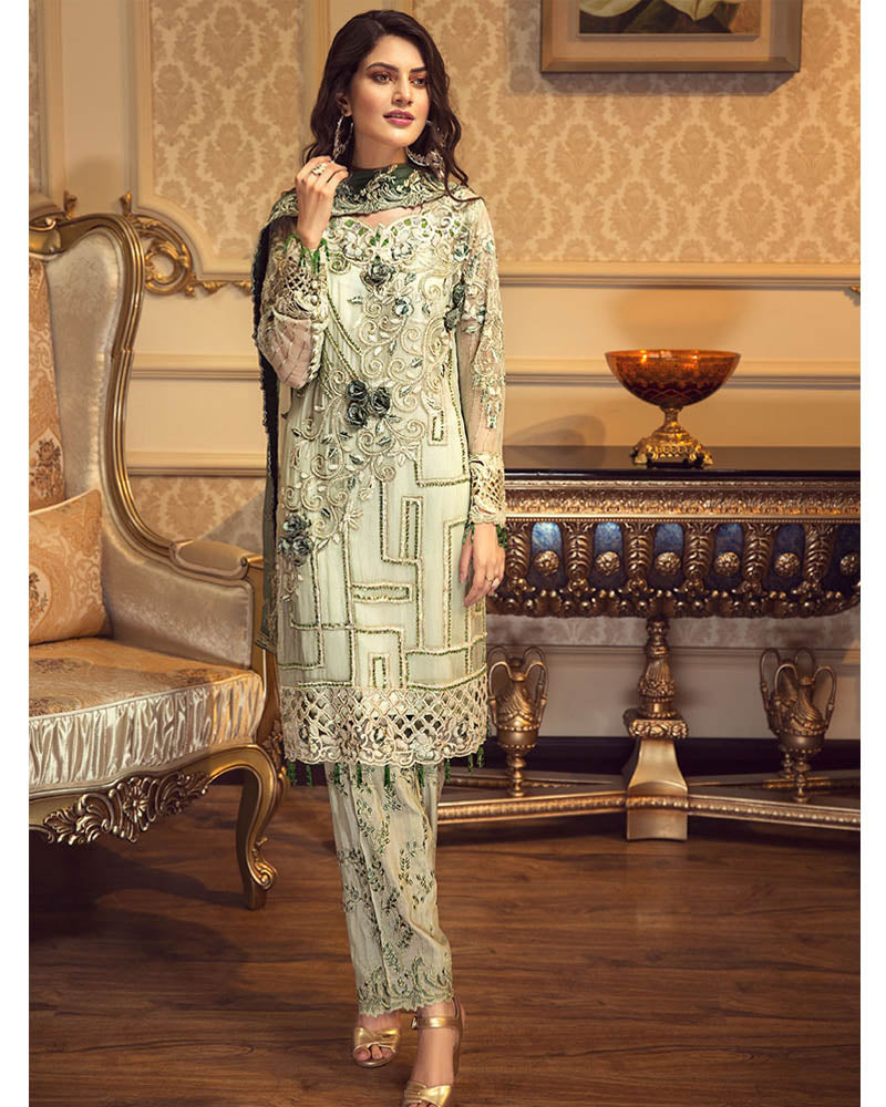 Zebtan Royal Collection Vol 5 Pakistani Salwar Suit ZR-03