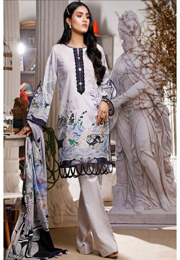 Firdous Urbane Digital Lawn Collection ULD 19347-B