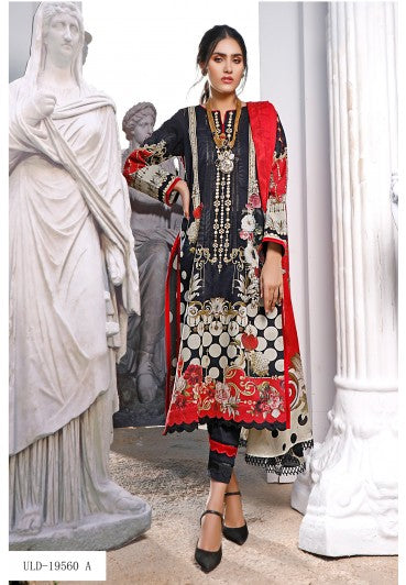 Firdous Urbane Digital Lawn Collection ULD 19560-A