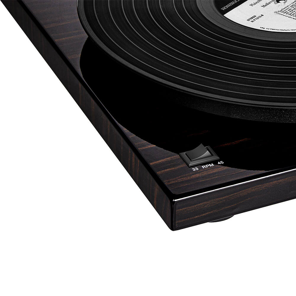 Record Player | Turntable | Bigdreamaker - Mahogany