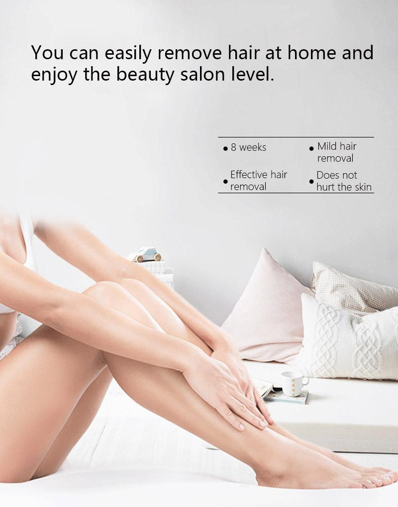 IPL laser permanent hair removal LCD screen machine painless epilator face and body beauty tool laser epilator hair remover