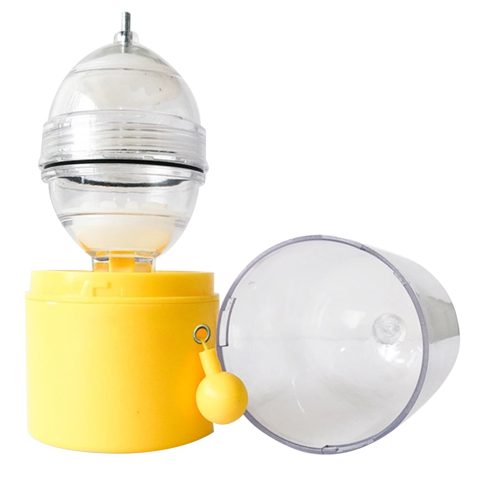 Yolk White Mixer Scrambler Shaker Baking Accessories DIY Gift Hand Powered Golden Egg Maker Inside Shell Whisk Easy Operate