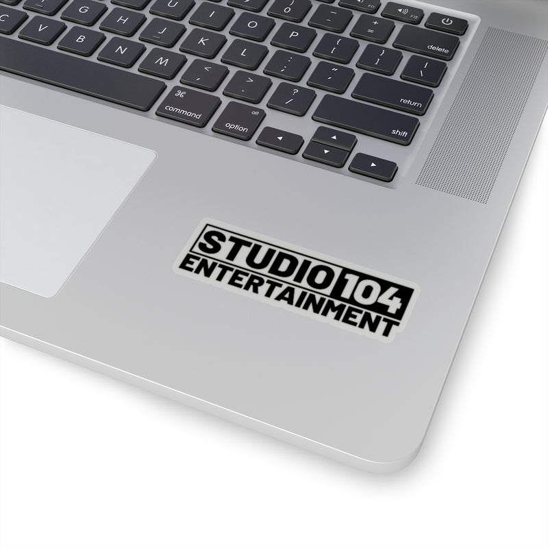 Studio 104 - Stickers (In 4 Sizes)