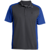 Terminal City Club Men's Colorblock Sport-Wick Polo