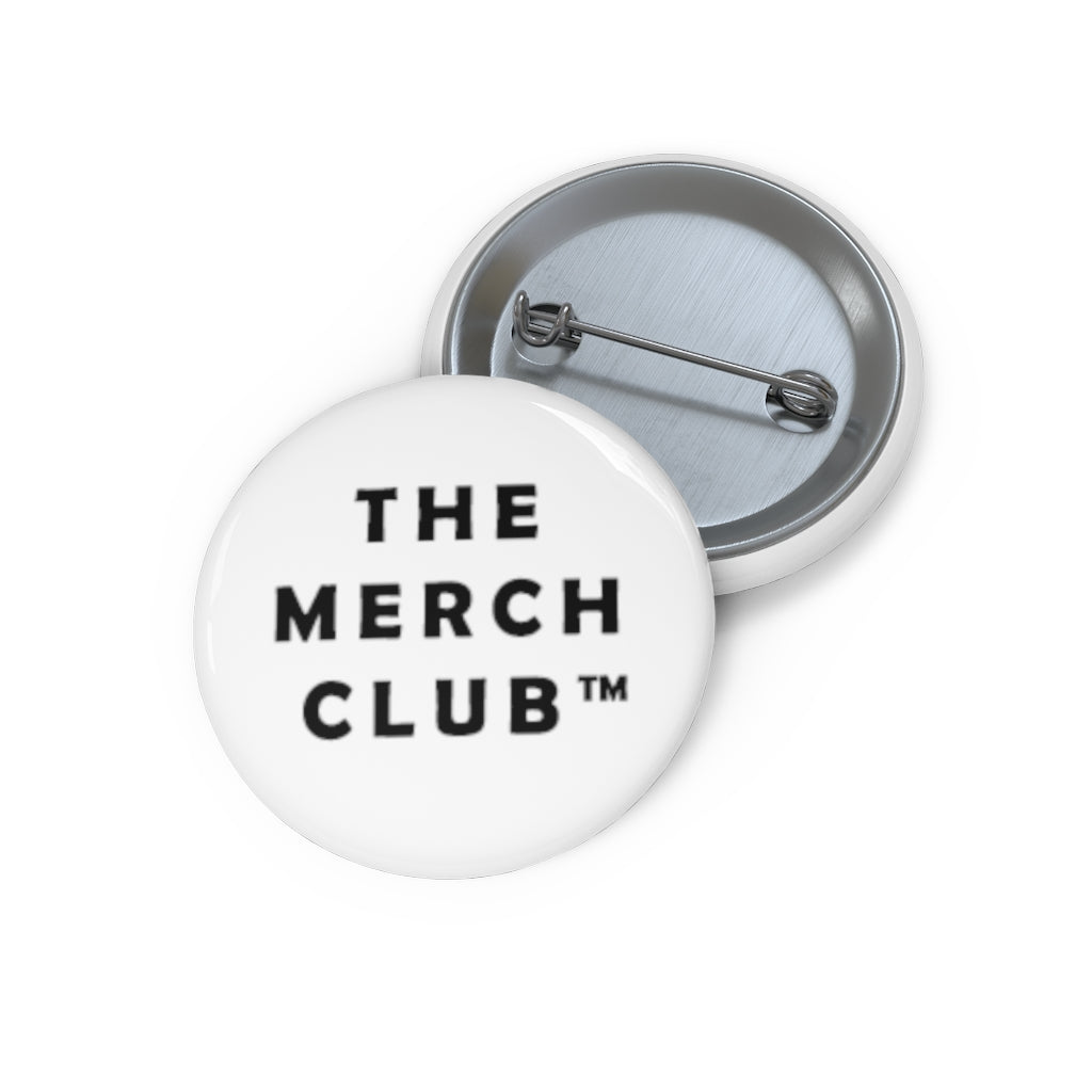 Custom Pin Buttons - The Merch Club