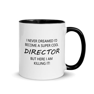 Killing it as a Director - The Merch Club