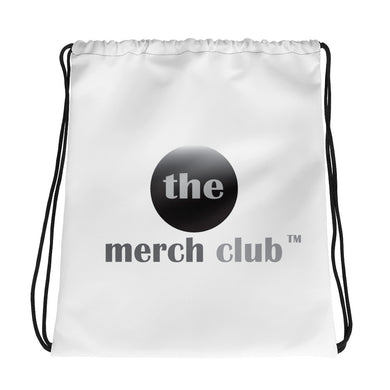 tmc drawstring bag - The Merch Club