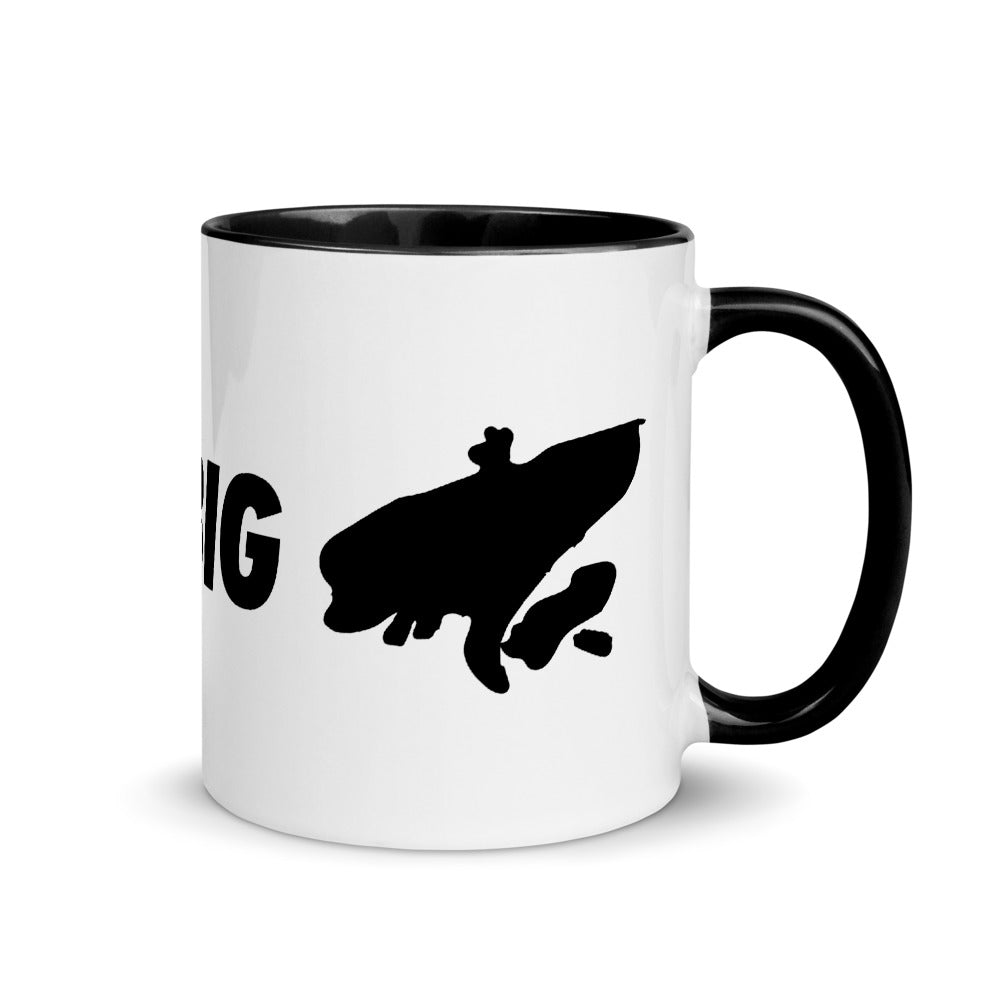 Mug with Color Inside - The Merch Club