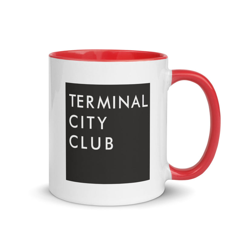 Terminal City Mug - The Merch Club