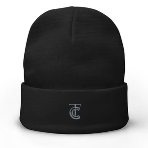 Terminal City Club Embroidered Beanie
