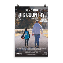 Load image into Gallery viewer, Finding Big Country Poster - The Merch Club