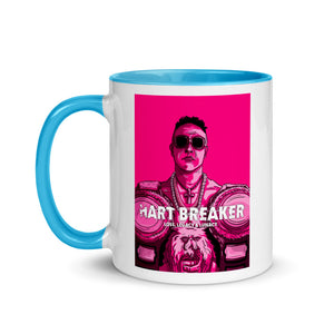 Hart Breaker Mug with Color Inside