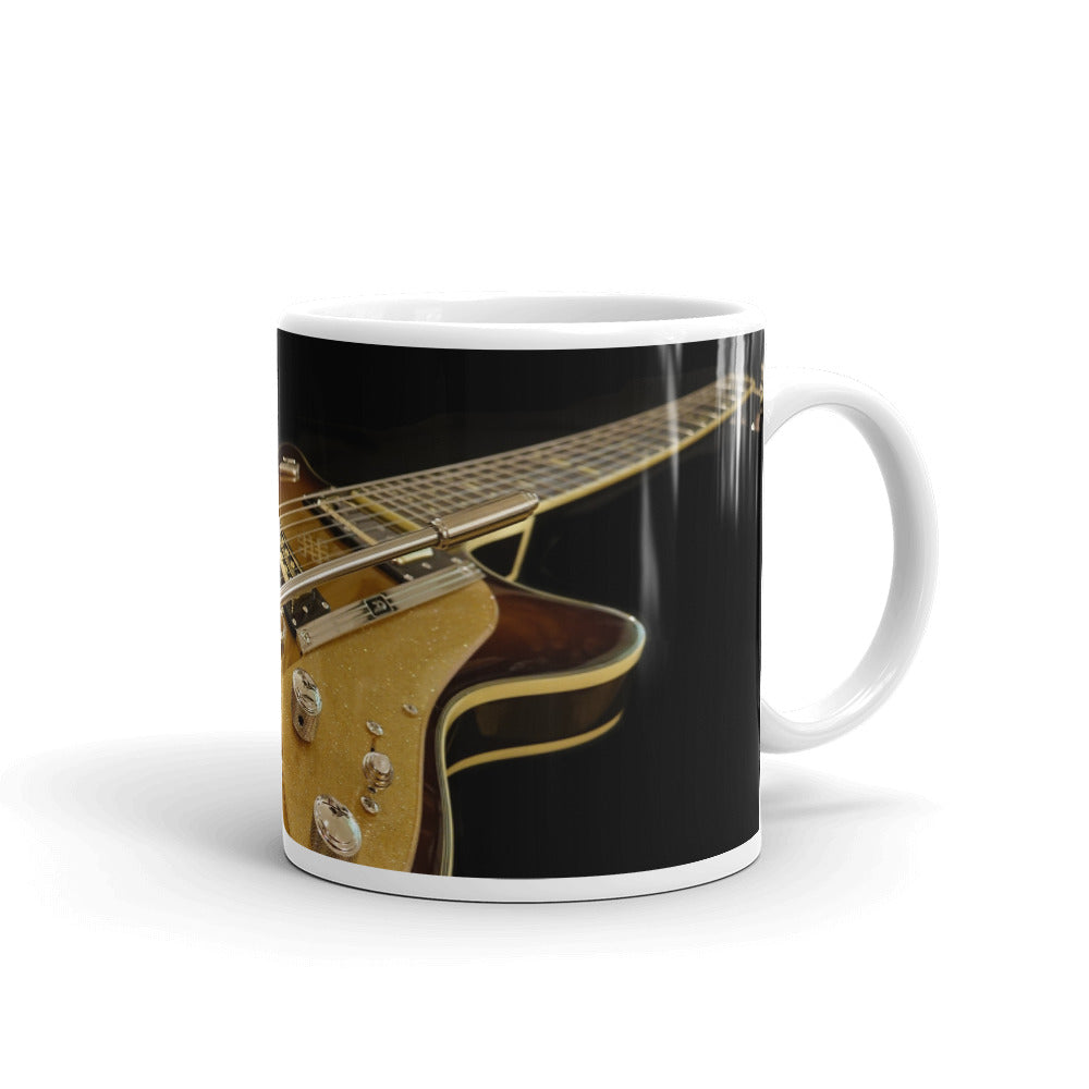 Strumming with coffee - The Merch Club