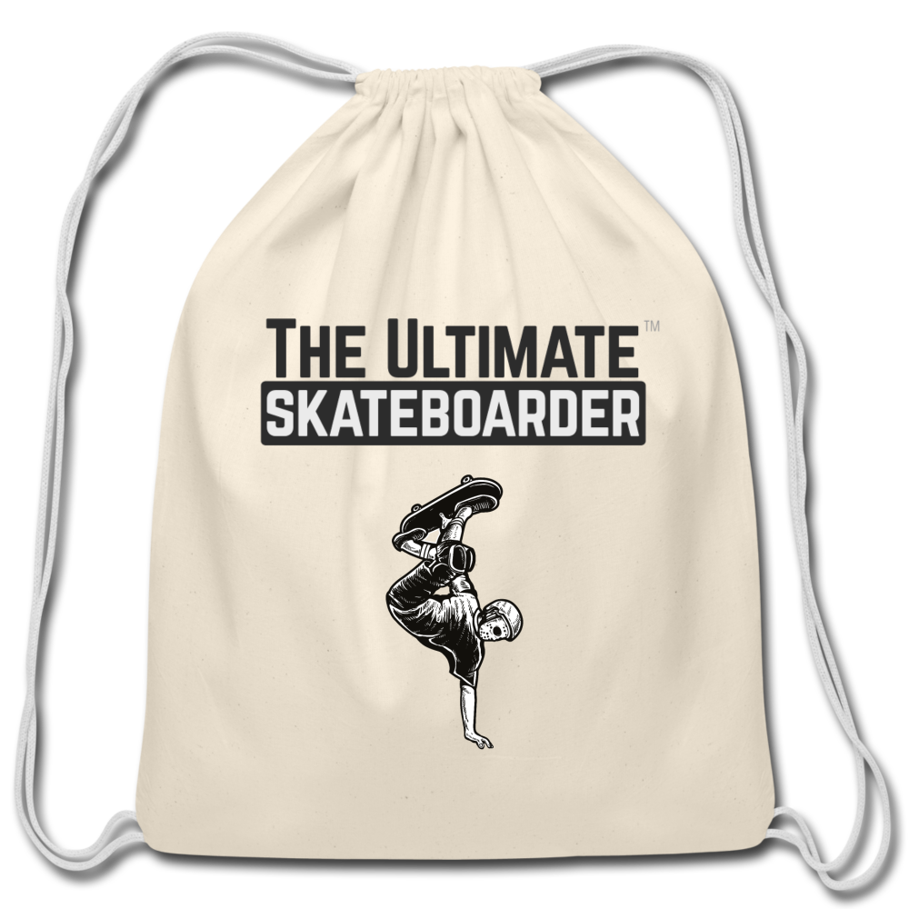 Cotton Drawstring Bag - The Merch Club