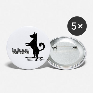 TUS Buttons small 1'' (5-pack) - The Merch Club