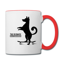 Load image into Gallery viewer, TUS Contrast Coffee Mug - The Merch Club