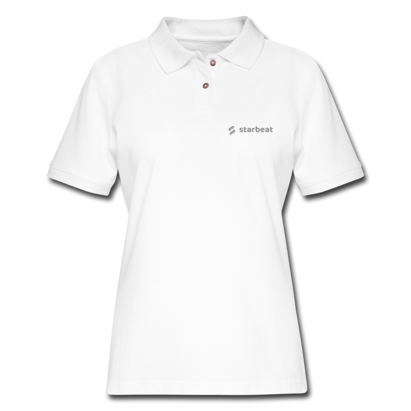 StarBeat Women's Pique Polo Shirt - The Merch Club
