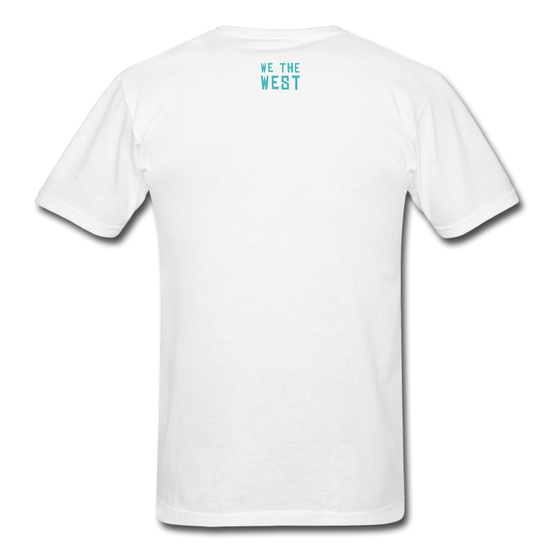 For The Game / We The West Unisex T-Shirt - white