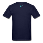 For The Game / We The West Unisex T-Shirt - navy