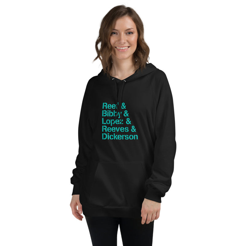 For The Game Unisex Fleece Hoodie