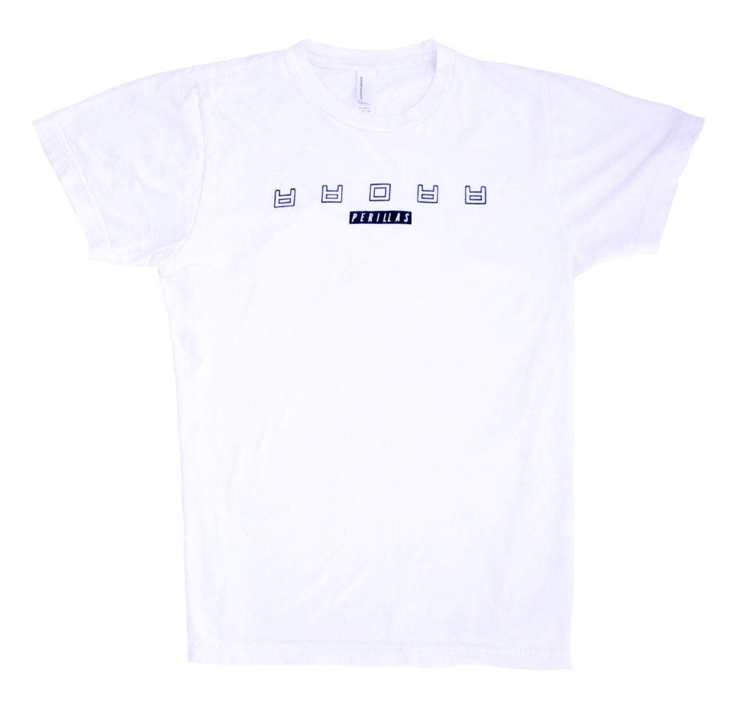 the BBMBB short sleeve t-shirt - white