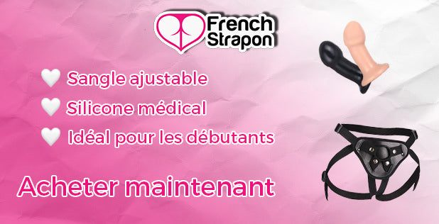Strapon Pack d'initiation au pegging