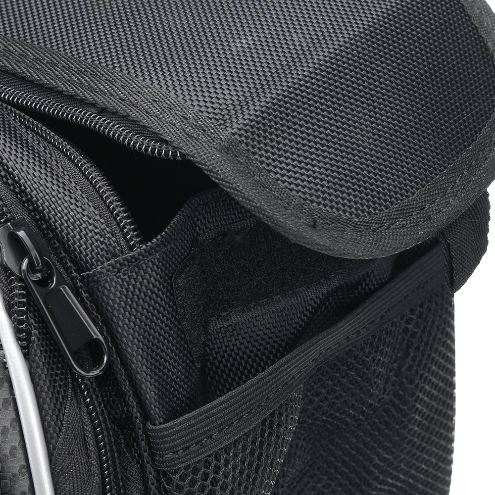 36-58L Motorcycle Pannier Bags Luggage Saddle Bags w// Rain Cover-Great capacity