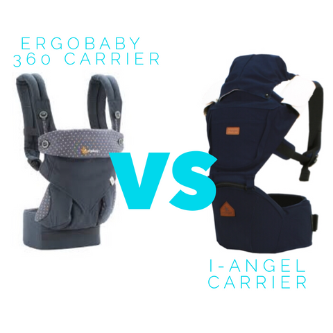 2bb0554c88e Gendongan Bayi  Ergobaby 360 Carrier atau I-Angel Carrier