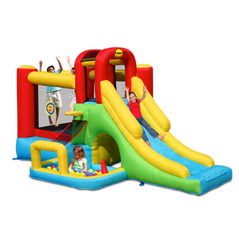 Happy Hop Adventure Combo Jumping Castle