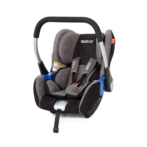 Sparco F300 K Child Seat - Black/Grey