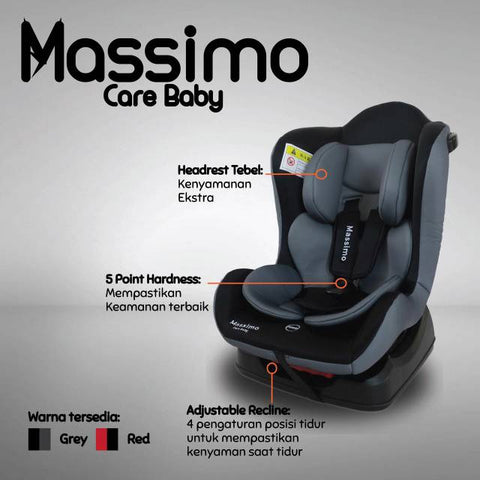 Care Baby - Massimo Toddler Car Seat