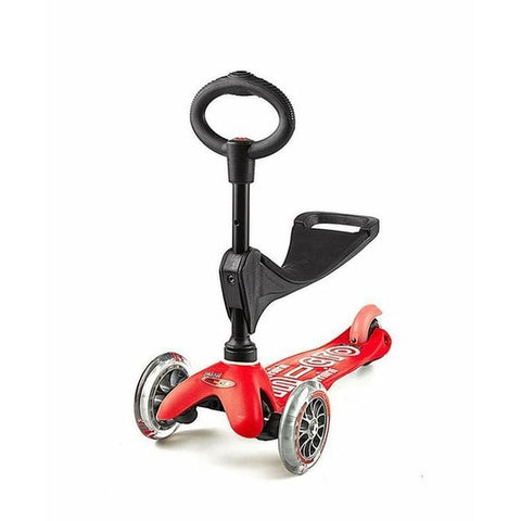Micro - Mini Scooter 3 in 1 Deluxe