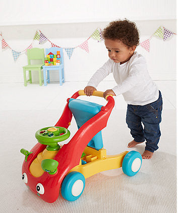 ELC Wobble Toddle Ride On