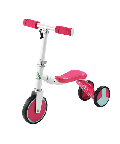 ELC 2in1 Trike to Scooter