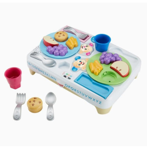 Bundle - of Toys 22 : Fisher Price Laugh and Learn Say Please Snack Set & Fisher Price Laugh And Learn Light-Up