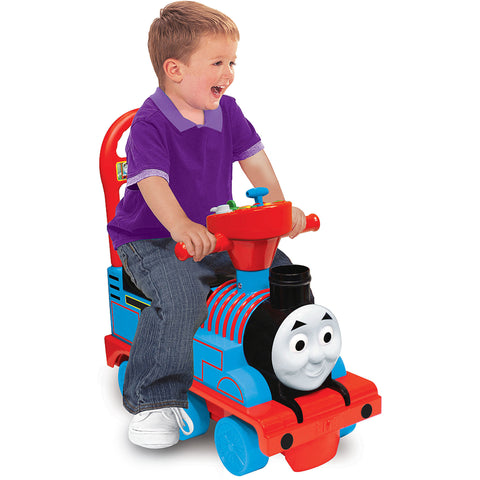 Kiddieland Thomas the Tank Engine Activity Ride On