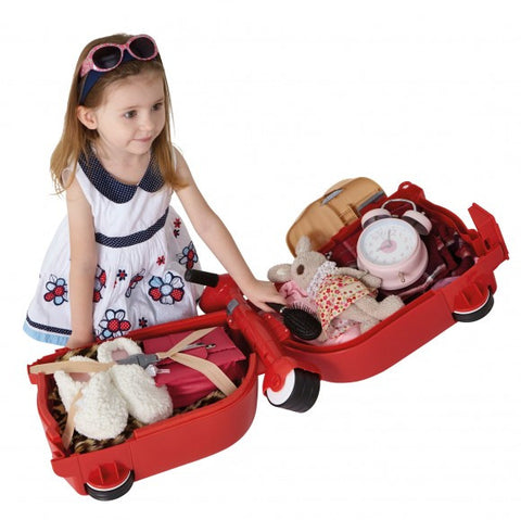 Skoot Ride-On & Luggage In One