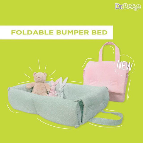 Dr. Bebe - Foldable Bumper Bed