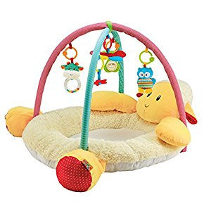 ELC Blossom Farm Laurie Lamb Snuggle Playmat and Gym