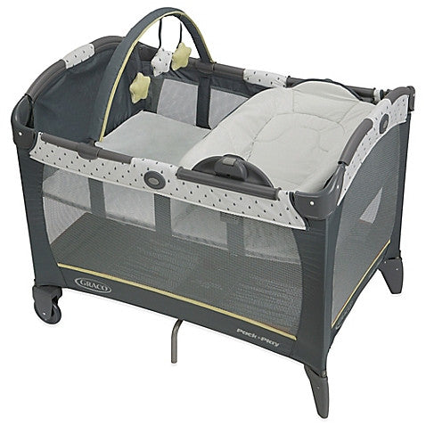 Graco Pack n Play with Reversible Napper & Changer