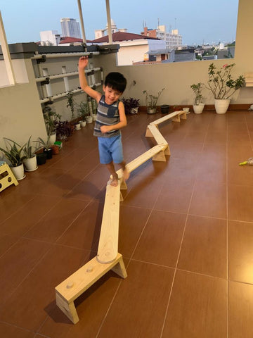 Begun Balance Beam