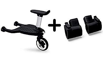 Bugaboo Comfort Wheeled Board with Seat + Adaptor (for Bugaboo Bee 5 ONLY)