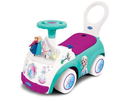 Kiddieland Disney Frozen Magical Adventure Activity Ride-On