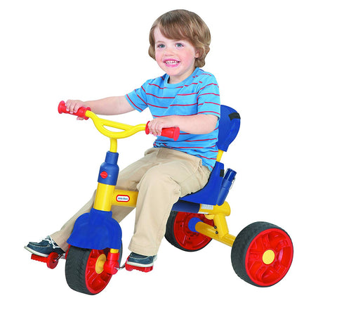 Little Tikes Learn to Pedal 3-in-1 Trike