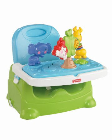 Fisher Price Discover and Grow Busy Baby Booster