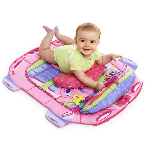 Bright Starts Tummy Cruiser Prop and Play Mat